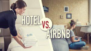 Quels avantages de choisir Airbnb à l'hôtel classique pour les vacances ?