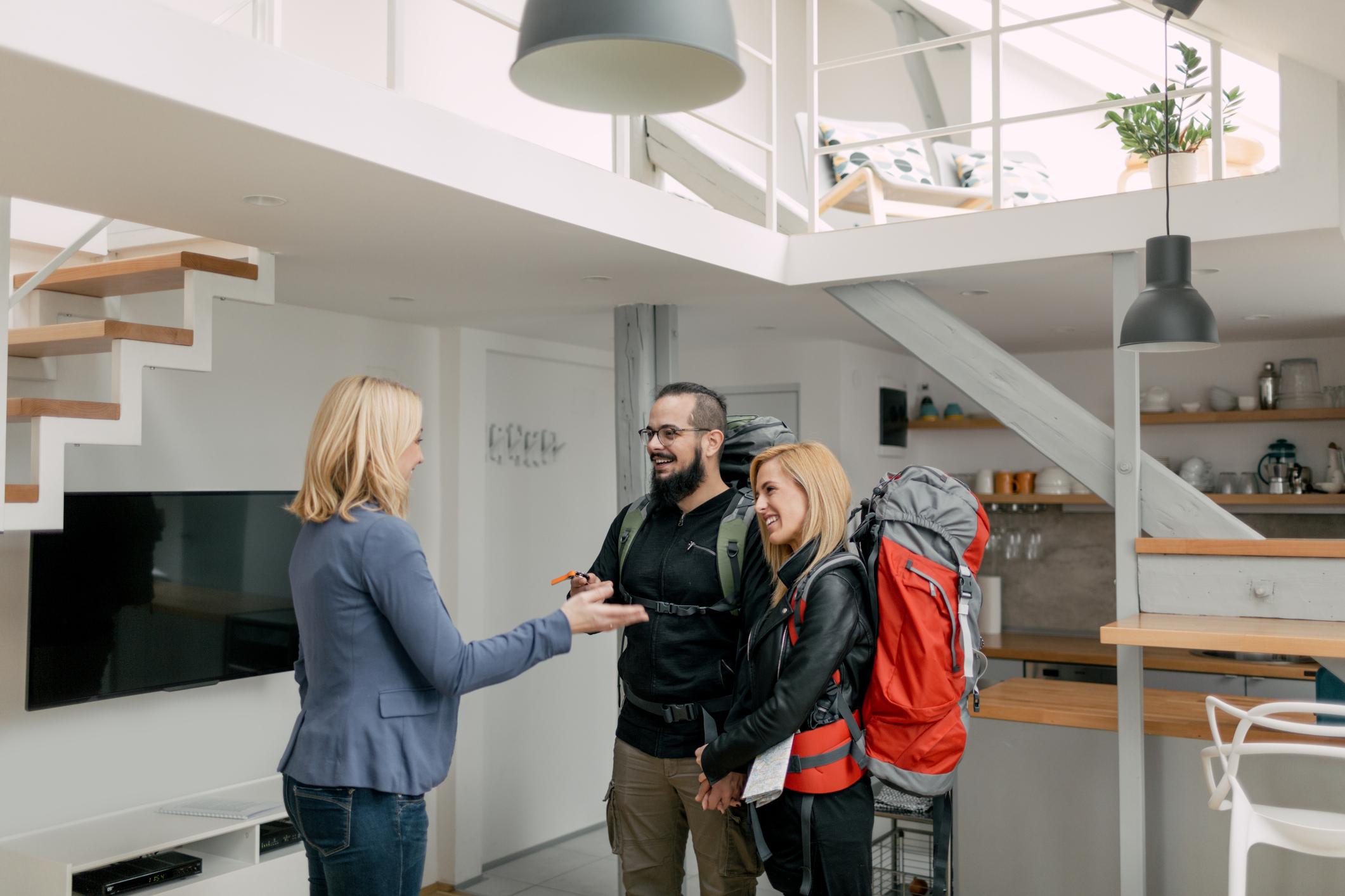 Declarer Revenus Location Airbnb