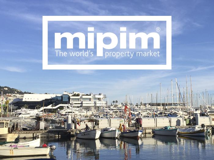 mipim 2018 professionnels de l'immobilier cannes