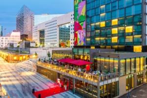 L'hôtel CitizenM en lice pour les Mipim Awards à Cannes