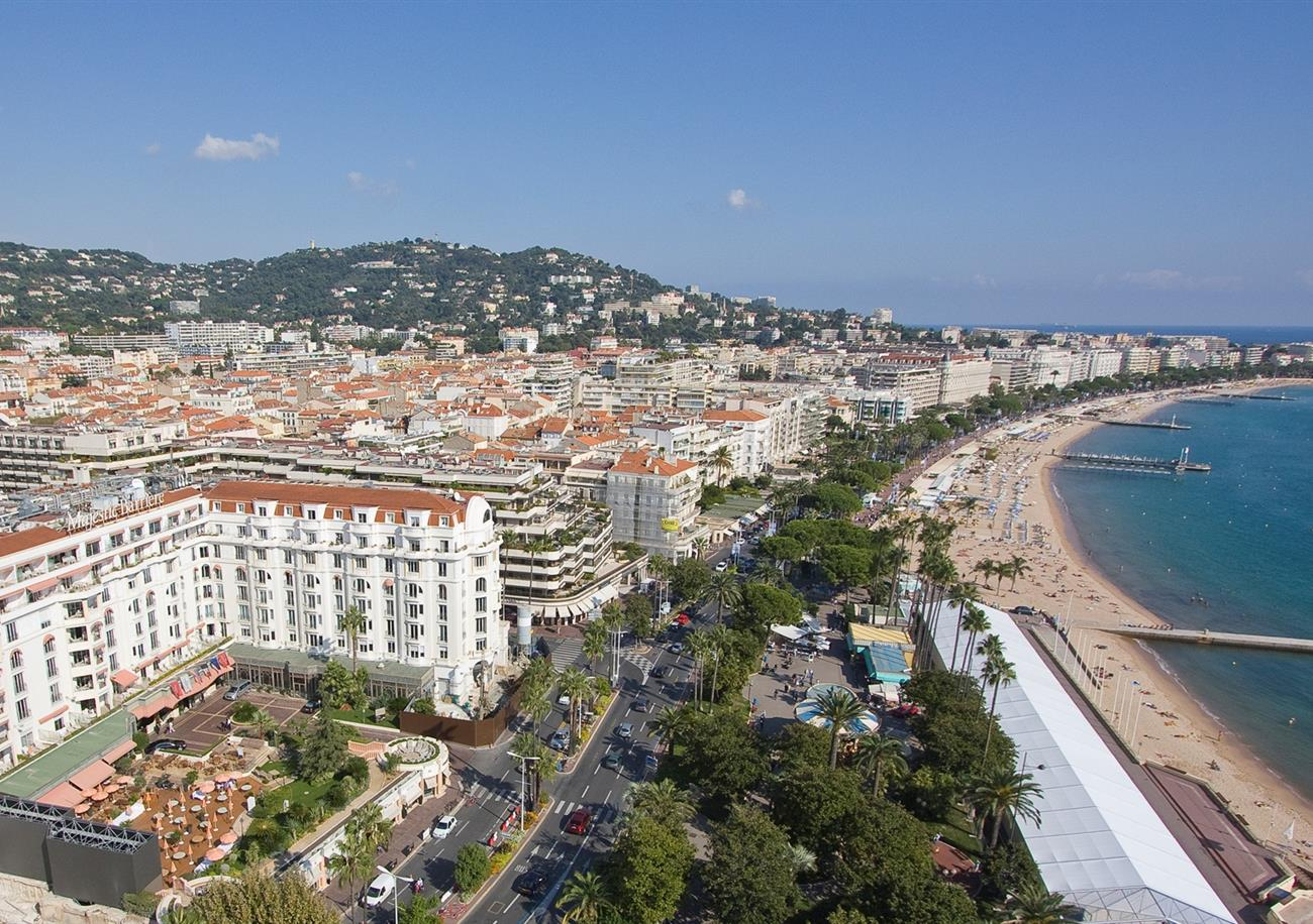 location maisons luxueuses cannes mipcom 2018