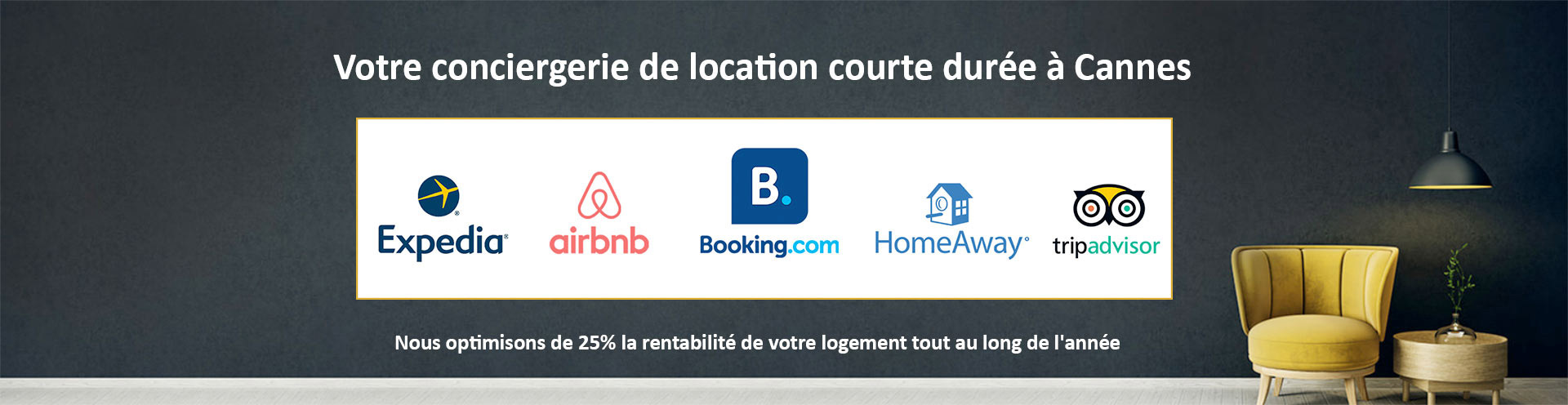 YourHostHelper – Conciergerie à Cannes