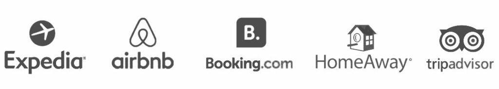 Location saisonnière sur Expedia, airbnb, tripadvisor, booking et homeaway